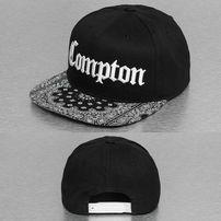 Thug Life Paisley Cap Black