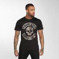 Thug Life / T-Shirt B.Distress in black