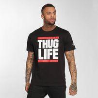 Thug Life / T-Shirt B.Fight in black