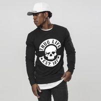 Thug Life Thug Life Skull Crewneck black