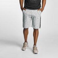 Thug Life Twostripes Shorts dark Grey