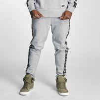 Thug Life Wired Life Sweatpants Grey