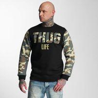 Pánská mikina Thug Life Zombi Sweatshirt Camouflage