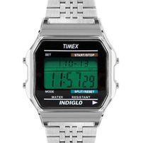 Timex 80 Classic Watch Metal ADJ Silver ADJ