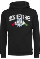 Urban Classics HOG Bros Before Hoes Hoody black