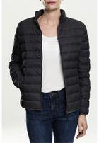 Urban Classics Ladies Basic Down Jacket black