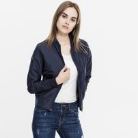 Urban Classics Ladies Light Bomber Jacket navy