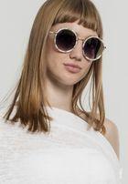 Urban Classics Sunglasses January creme marmorized