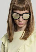 Urban Classics Sunglasses October blk/yellow