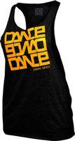 Urban Dance Dance Tanktop black