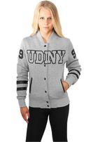 Urban Dance UDNY College  Jacket gry/blk