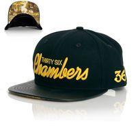 Wu-Tang 36 Chambers Cap Black