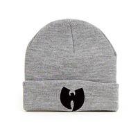 Wu-wear Logo Beanie Grey