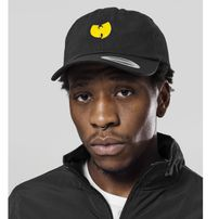 Wu-Wear Wu-Wear Logo Dadcap black