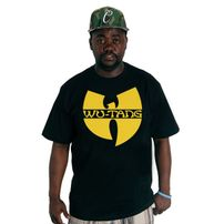 Wu-Wear Wu-Wear Logo T-Shirt black