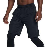 Basketobalové šortky Air Jordan Rise Solid Black Black 889606-013. AKCE 1c923b8a3c