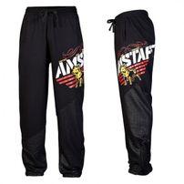 Amstaff Slink Sweatpants Black