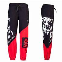 Babystaff Loony Sweatpants Black Red