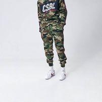 Cayler & Sons Black Label WCWW Sweatpants woodland camo / navy