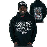 Dyse One La Vida Hoody Black fdb56a5b4a3