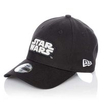 Dětská kšiltovka New Era 9Forty Youth Star Wars cap Black