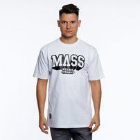 Mass Denim Hassle T-shirt white