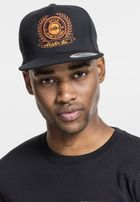 Mr. Tee S.I.N.N. Snapback black/black