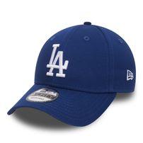 Kšiltovka New Era 9Forty MLB League Basic LA Dodgers Royal White