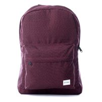 Batoh Spiral Chevron Backpack bag Burgundy