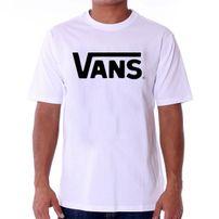 3454104810a6 Pánské Tričko Vans MN Vans Classic T-shirt White Black VGGGYB2