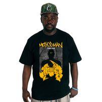 Wu-Wear Methodman Bang Bang Tee Black