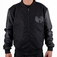 Wu-Wear PYN College Jacket Black Black