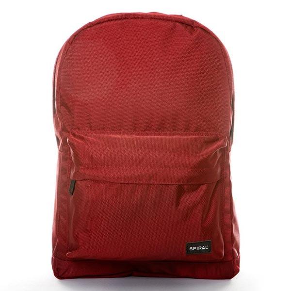 Batoh Spiral Active Backpack bag Burgundy - UNI