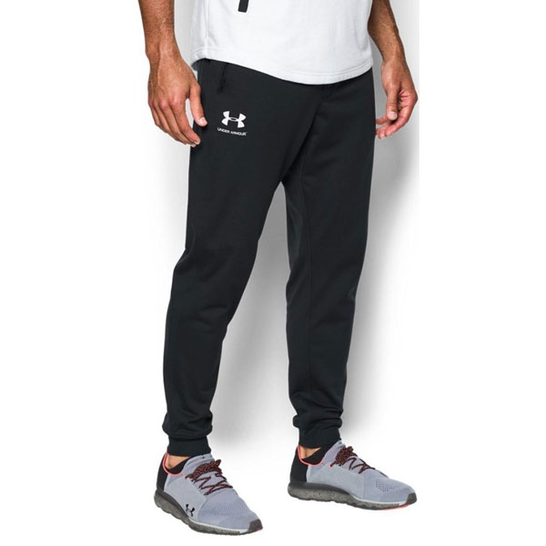 Tepláky UNDER ARMOUR Sportstyle Tricot Jogger Black - Gangstagroup ... c70d78d50ef