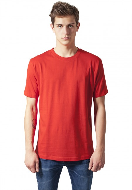 Urban Classics Basic Tee red - L