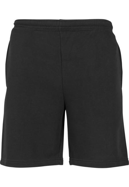 Urban Classics Basic Terry Shorts black - L