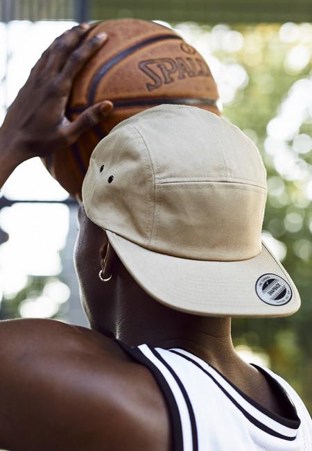 Urban Classics Classic Jockey Cap khaki - UNI