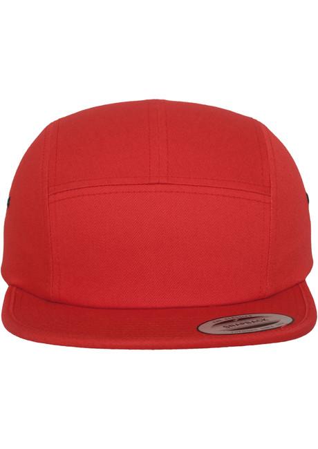 Urban Classics Classic Jockey Cap red - UNI