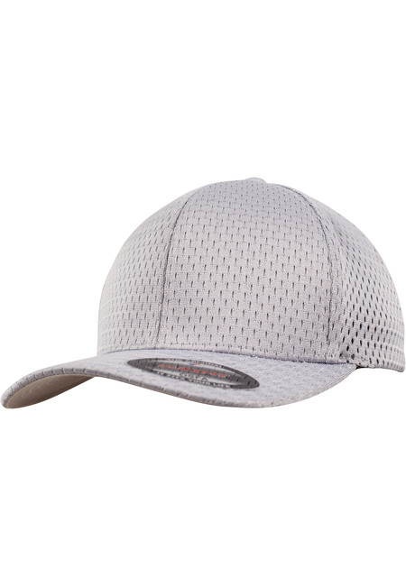 Urban Classics Flexfit Athletic Mesh silver - UNI