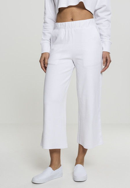 Levně Urban Classics Ladies Culotte white