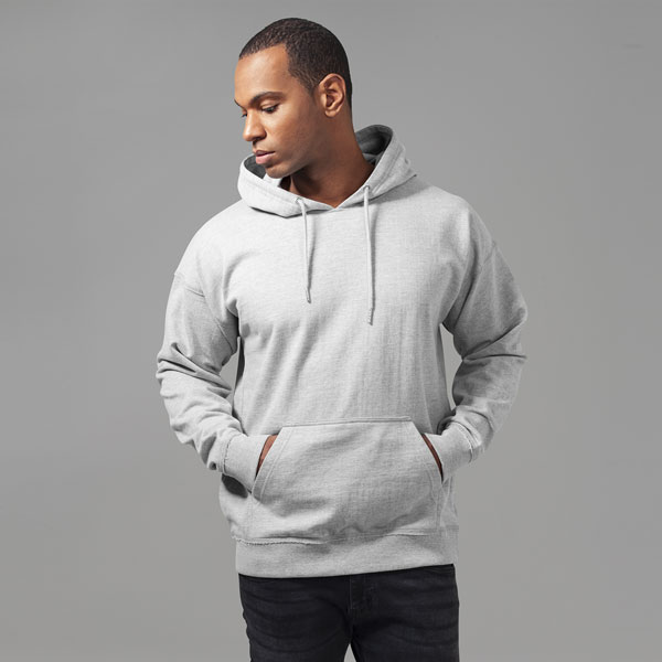Urban Classics Oversized Sweat Hoody grey