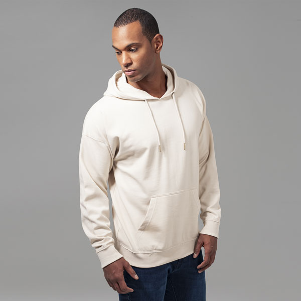 Urban Classics Oversized Sweat Hoody sand