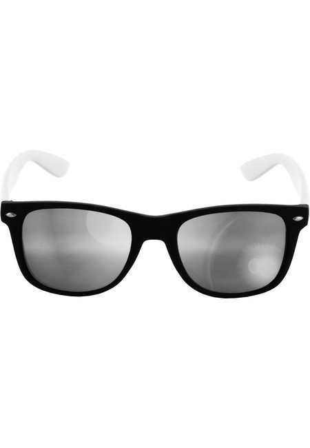 Urban Classics Sunglasses Likoma Mirror blk wht silv - UNI 3d21fc7555f