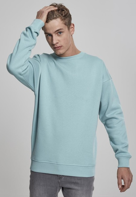Urban Classics Sweat Crewneck bluemint