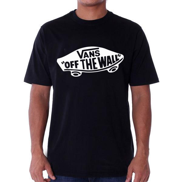 Pánské Tričko Vans MN Vans OTW T-shirt Black White - L