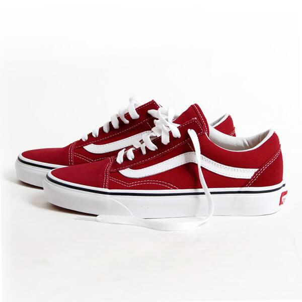 Tenisky Vans UA Old Skool Rumba Red