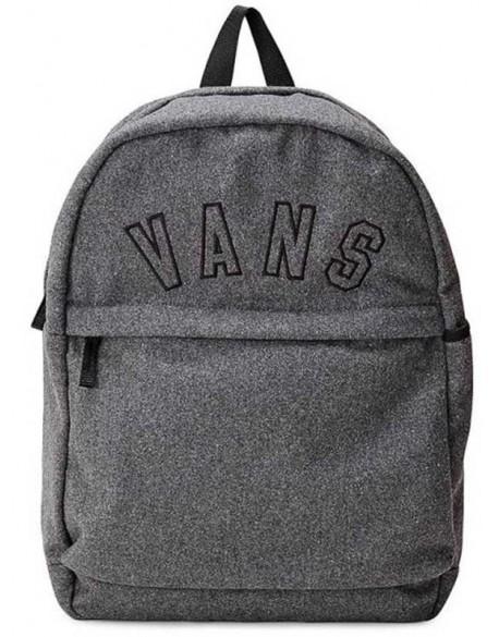 VANS W Quad Squad Backpac Grey Heat - UNI